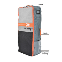 sup board carry bag stand up paddle board backpack strong polyester store luggage kayak dinghy raft accessory paddle big volume
