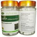 5-HTP (Extrato de Semente de Griffonia) Cápsula 200 mg x 90 Counts = 1 Garrafa frete grátis