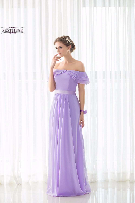 Moderno Vestido De Dama De Alexia Elaboración - Vestido de Novia ...
