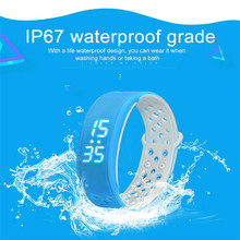 New W9 Waterproof Smartband Wrist Sport Bracelet Pedometer Exercise Tracker Bluetooth Good Band for IOS IPhone Android Cellphone