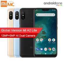 Küresel Sürüm Xiao mi mi A2 Lite 3 GB 32 GB Smartphone 5.84