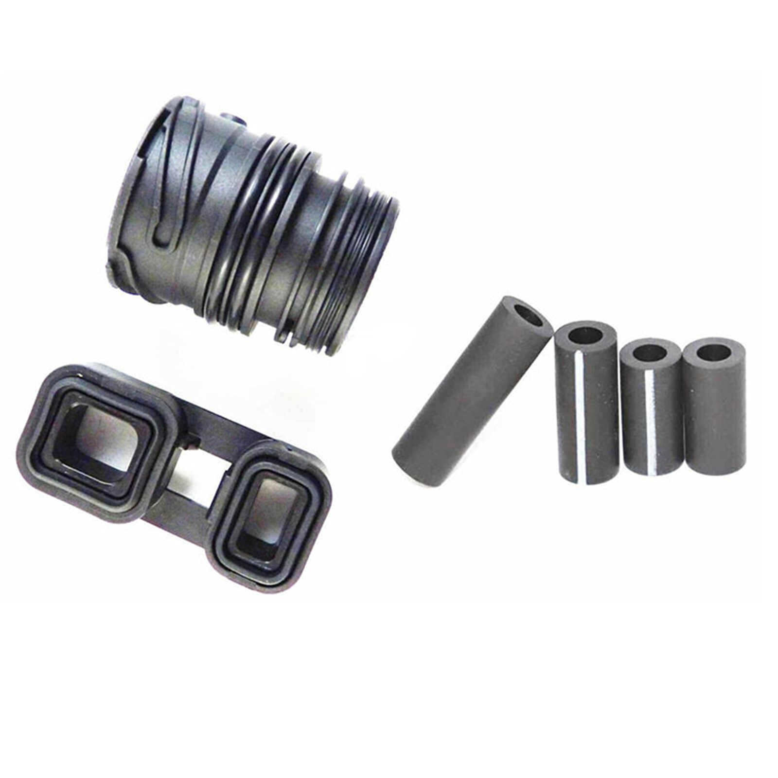 For 6HP26 6HP28 6HP32 6HP34 Valve Body To Case Sleeve Connector Seal Kit For BMW 24347588725/ 24347588727/ 24107519314