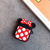VOZRO Cartoon Wireless Bluetooth Earphone Case For Apple AirPods Silicone Charging Headphones Cases For Airpods