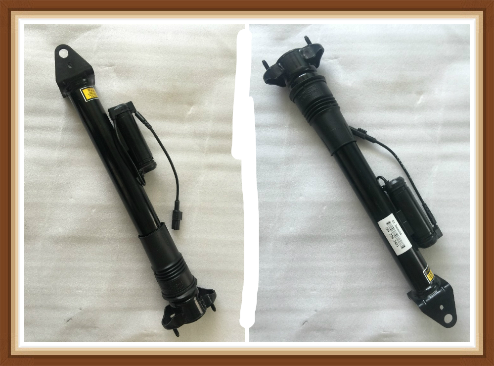 Pair Rear Left  Right Air Suspension Shock Absorber with ADS for Mercedes benz W164  1643200731 ML320 ML350 ML450 ML450 ML500 ML
