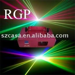 New 270mW RGB Full Color  DMX  Karaoke DJ DISCO Party Stage Laser Lighting 270mw full color laser lighting dmx sound auto dj disco club party stage light