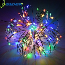 osiden fairy string lights battery operated waterproof 10m100 led string lights 33ft copper wire firefly holiday lights strip - Firefly Christmas Lights