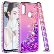 Diamond Glitter Case For Huawei Honor 10