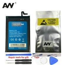 цены на AVY Rechargeable Battery For Homtom HT50 Mobile Phone Li-polymer Replacement Batteries Bateria 5500mAh  в интернет-магазинах