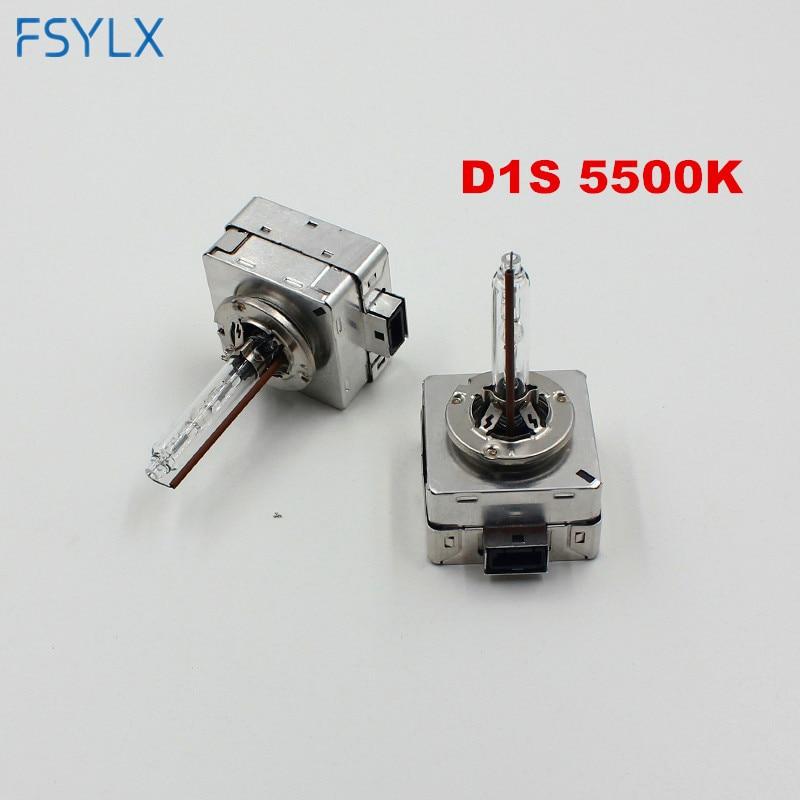 FSYLX 3800LM Sürətli başlanğıc D1S D3S HID ksenon fənər 35w - Avtomobil işıqları - Fotoqrafiya 1