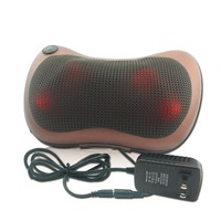 Home Car Massager Pillow With Heat Electric Chair Massager Suitable For Neck Waist Back