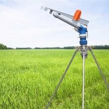 2 дюйймовый сплав 360 Регулируемый импульсные разбрызгиватели пистолет воды для полива и орошения газон пистолет-распылитель высокого качества