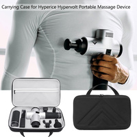 Newest Hard Case for Hyperice Hypervolt Portable Massage Device Accessories Carry Bag Protective Storage Box Waterproof Handbag