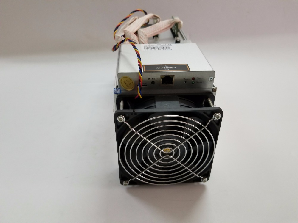 Used AntMiner S9 13.5T With Power Supply Bitcoin Miner Asic BTC BCH Miner Better Than WhatsMiner M3 M10 T9+ Ebit E9 Avalon 841-3