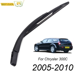 Misima Windshield Windscreen Wiper Blade Arm Set For Chrysler 300C 300 C Touring Rear Window Wiper 2005 2006 2007 2008 2009 2010