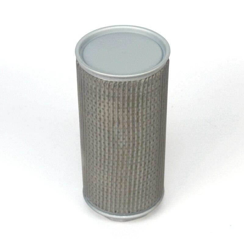 High Pressure Ring Blower 2.5 Inches cylinder Air dust Filter mesh 100 internal thread