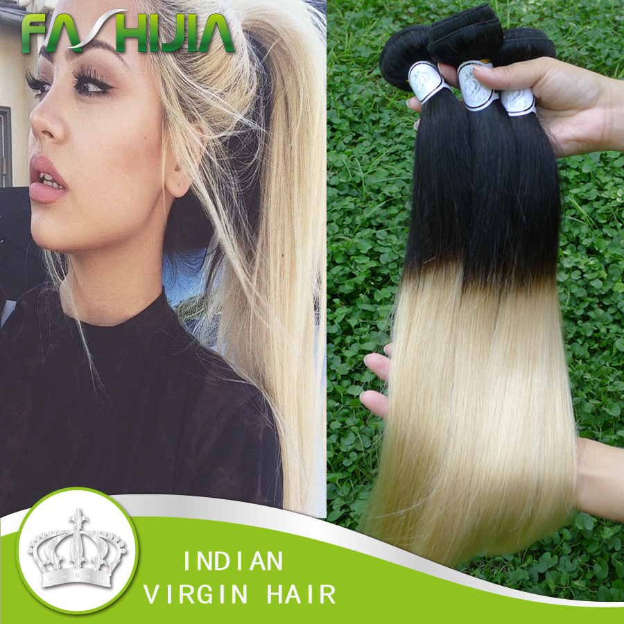 Straight perm damage - Ms Lula Hair Company Unprocessed Virgin Indian Hair From India 1b 613 Ombre Two Tone Human