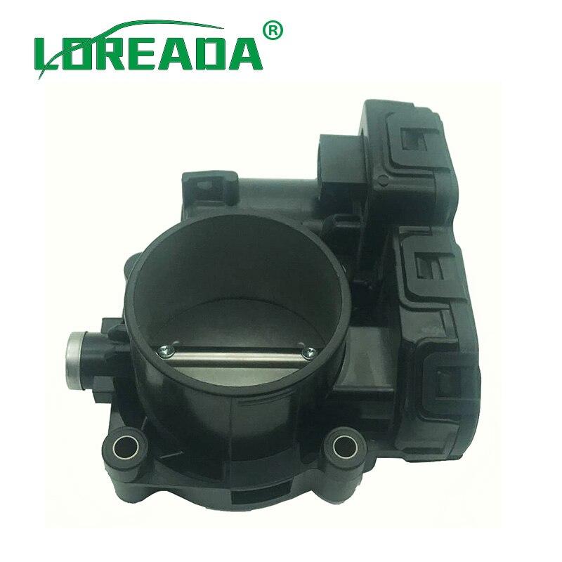LOREADA Throttle Body 4861661AA 4861661AB for Jeep Grand Cherokee Liberty Dodge Dakota Nitro Ram 1500 3.7L 3.8L