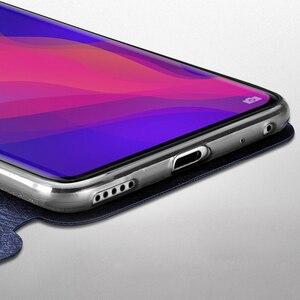 Image 2 - Para xiaomi mi 9 caso para xiaomi 9t pro de cuero flip Mofi original para xiaomi 9 caso de silicona mi 9t pro funda 6,39