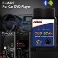 Высокое Качество Последней Версии V1.5 ELM327 Специально для Ownice Автомобиля Dvd-плеер Android 4.4 ELM 327 Bluetooth OBD Автомобиля Диагностический инструмент