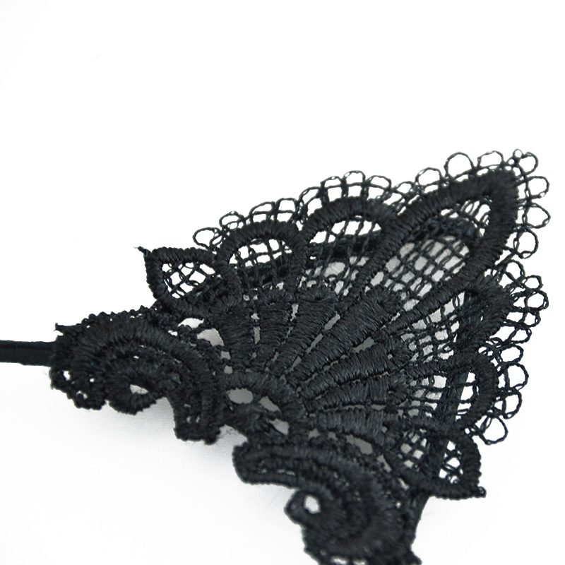 HTB1uDg_PVXXXXb3XVXXq6xXFXXXH Handmade Sexy Black Lace Cat Ears Headband For Women