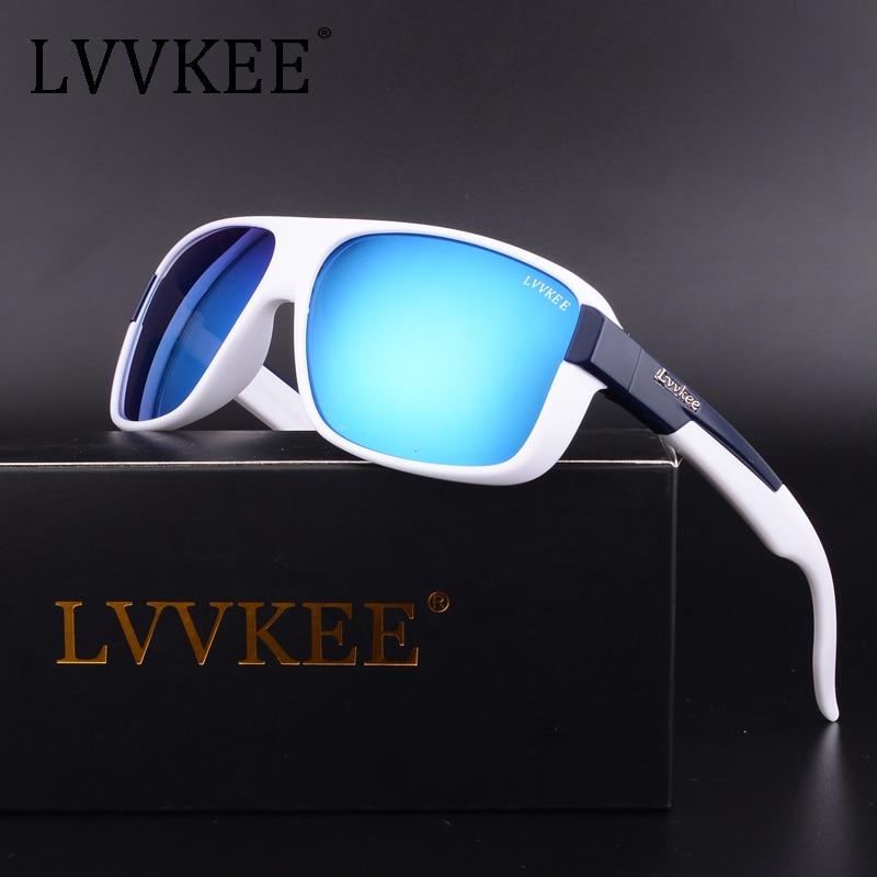 2018 LVVKEE Luxusní značka s originálním logem Sportovní brýle - Příslušenství pro oděvy