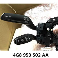 For Audi A4 A5 cruise switch wiper switch 4G8 953 502 AA
