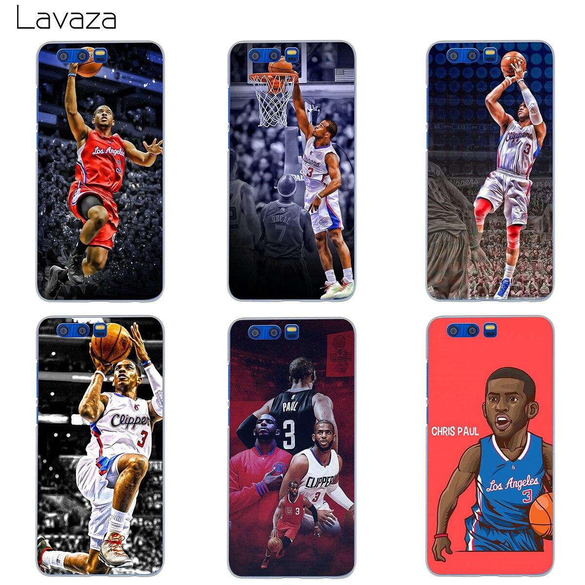 Lavaza Энтони Дэвис Блейк Кармело Энтони Крис Пол чехол для Huawei Honor Y3 Y5 II Y6 Y7 6 6a 7X8 9 lite 2017