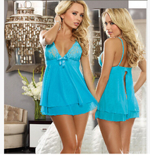NEW 2016 high quality women sexy lingerie ladies double lace dress intimate Slips Plus size !
