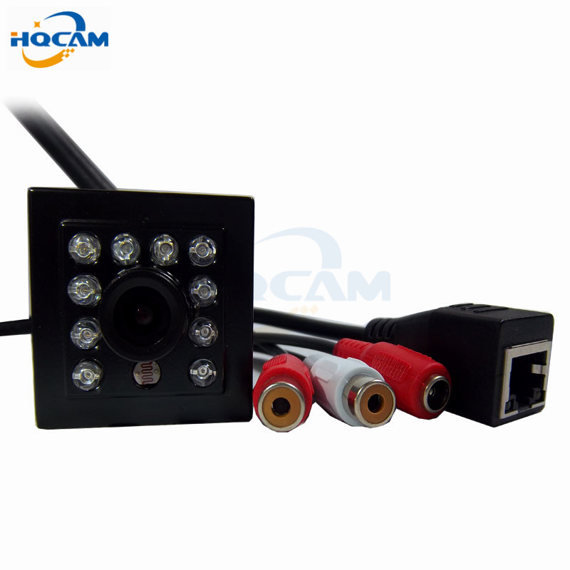 HQCAM 960P mini Ip Camera Mini Wifi Wireless Night Vision CAM 940nm Led Ir Ip Camera Ir Cut WiFi IP Security Camera Baby Monitor