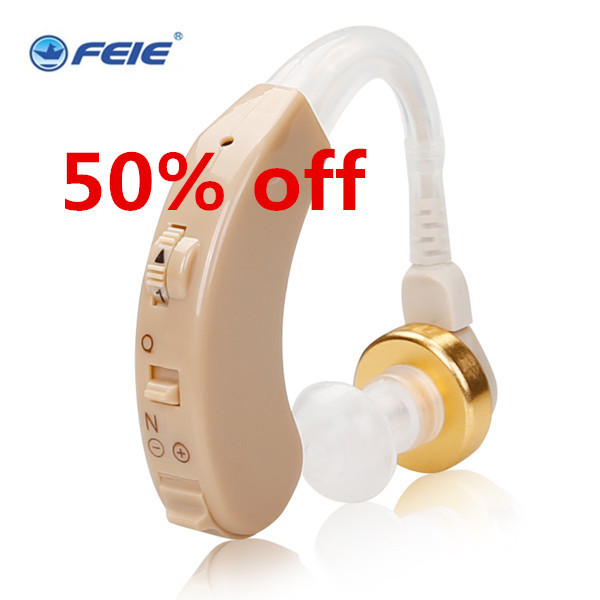 Personal Deafness Hearing Aid Cheap Ear Machine Price S-138 bte hearing aid hearing enhancing as Christams gift Drop Shipping
