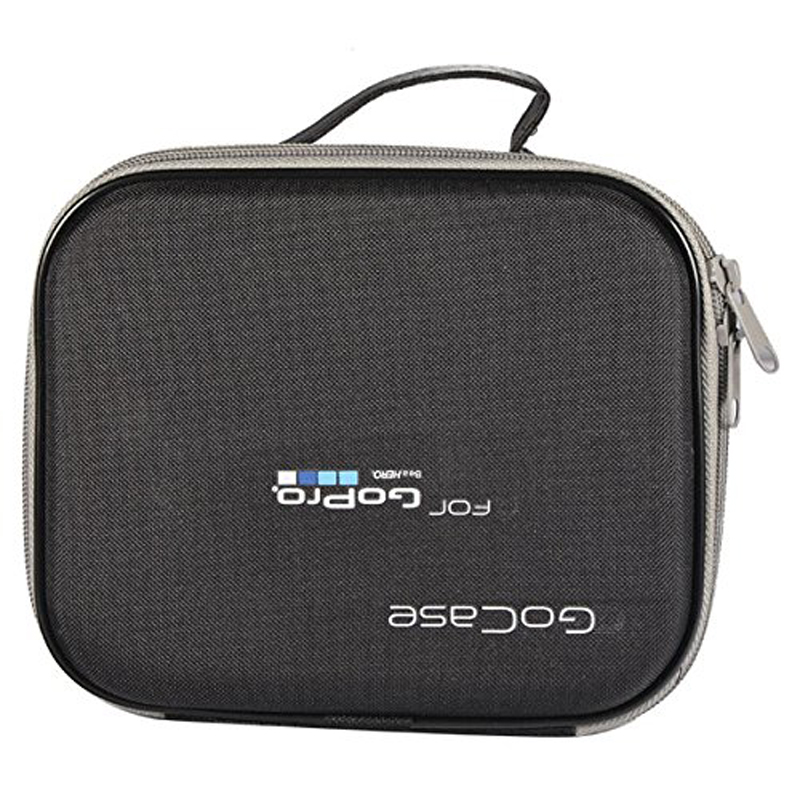 Neue EVA Tragbare Handtasche Reise Lagerung Schutztasche für GoPro Hero 6/5/4/3 für SJCAM Action-kamera Zubehör