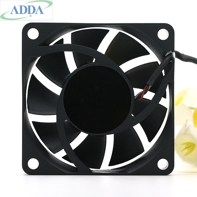 Brand FOR ADDA AD0612LX-H93 6015 12V 0.13A 6CM For Ms614 Projector Cooling Fan