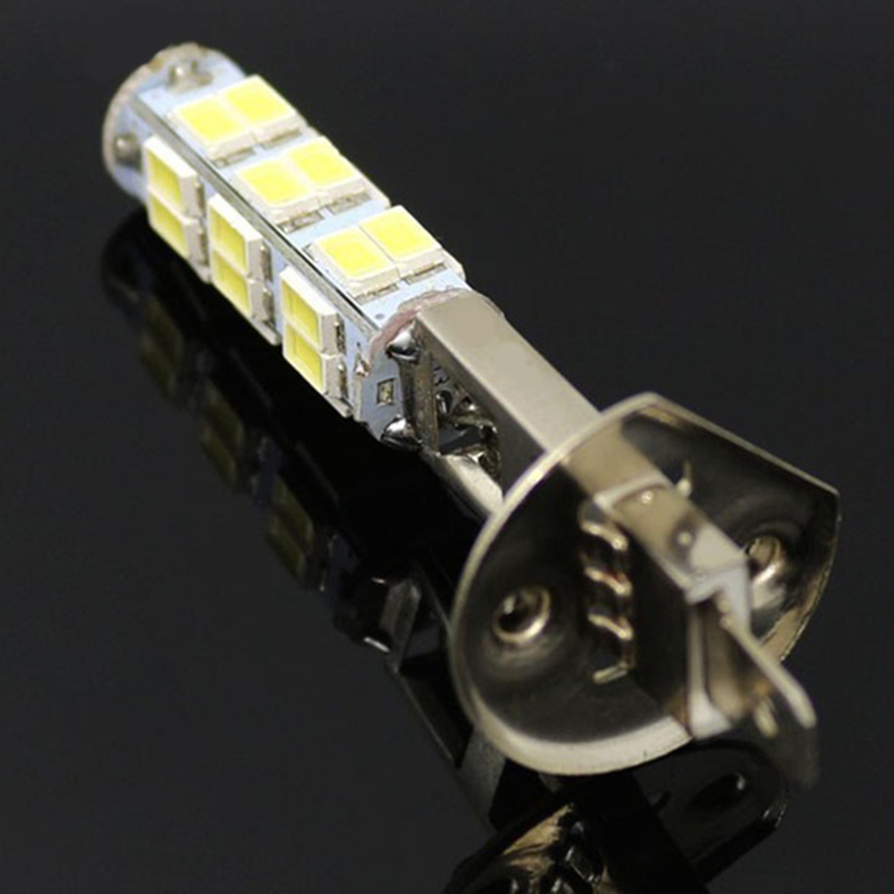 Ultra Bright LED Vehicle Light Car Fog Lamp Auto Replace Bulbs H1 1210SMD LED Universal Cars