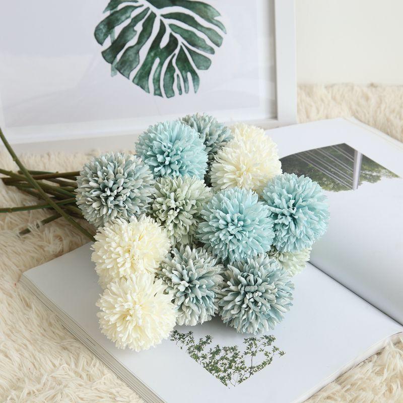 1 Pcs 29 Cm Künstliche Löwenzahn Blume Seide Hyazinthe Blume Hochzeit Dekoration Für Home Party Hotel Garten Dekorationen