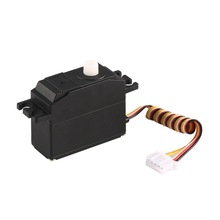 25g Plastic Servo Steering Gear Servo  for 1/12 Wltoys 12428 12423 RC Car Truck Model Steering Part Accessories Micro RC Servo цена 2017