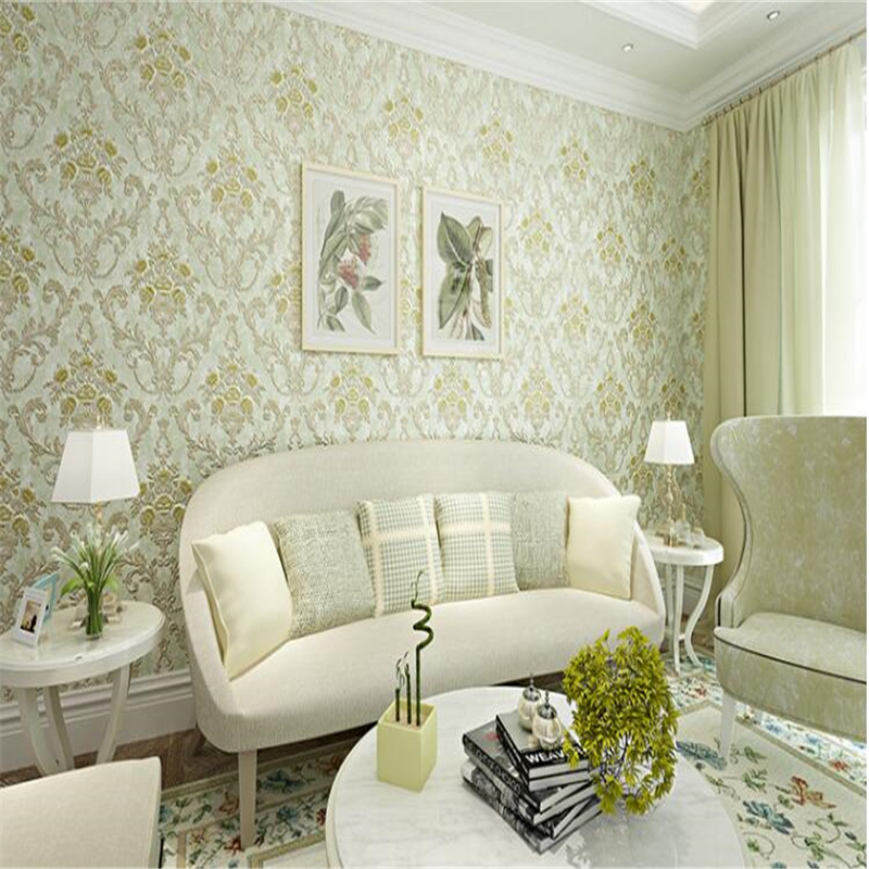 beibehang wall paper Pink engraved flower 3d wallpaper living room bedroom European style wallpaper wall papel de parede tapety beibehang papel de parede 3d dimensional relief korean garden flower bedroom wallpaper shop for living room backdrop wall paper page 8