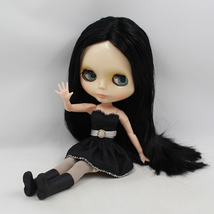 ФОТО 12'' Fashion Nude BLYTHE doll with joint body baby dolls for girls blyth dolls for sale