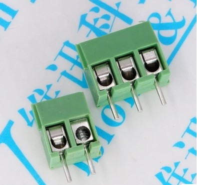 10pcs MG/KF350-2P 3P Green Pin Screw Terminal Block Connector KF350 3.5mm Pitch amphenol connector 250V/10A army green metal y2m 50tk 50 pin aviation connector new