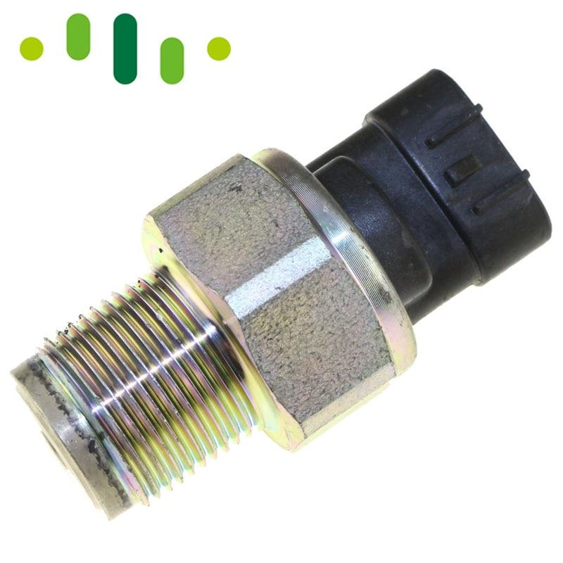 Original Diesel Common Rail Fuel Pressure Sensor 89458-71010 499000-6120 For Toyota Hilux Hiace D4D 3.0L Avensis Combi 2.2L genuine oem fuel injector pressure sensor denso 6270 499000 6270