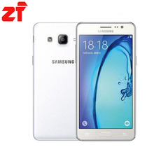 New Original Entriegelt Samsung Galaxy On7 G6000 LTE 4G 5,5 zoll Dual SIM 16 GBROM 13MP Kamera Quad Core 3000 mAh Gute qualität