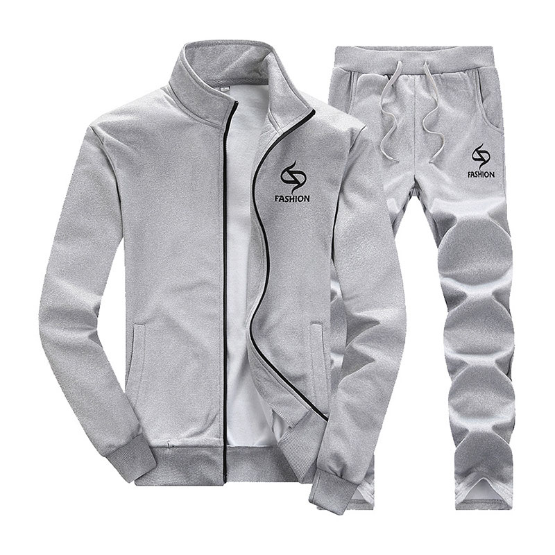 19c46ec154c810 Camisolas dos homens novos Ternos de Grife de Moda Masculina Bordado Jersey  Baseball Terno Para Homens Sportwear Lazer Ternos M ~ 4XL BF809