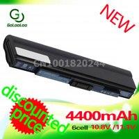 Golooloo קיבולת גבוהה 4400 mAh סוללה למחשב נייד עבור Acer LC. BTP00.130 Aspire one 721 753 1430Z AS1551 1830 T מחיר מיוחד!!