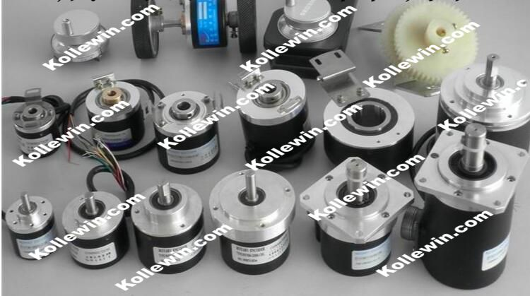 TRD-2T1200B Rotary encoder new in box , free shipping. rotary encoder ose104 second hand looks like new tested working