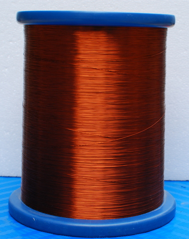 200meters/lot  0.29 Mm Polyester Enameled Wire Enamelled Round Copper Wire, QZ-2-130