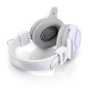 Image 2 - Universale G2000 Del Computer Stereo Gaming Cuffie Best casque Bassi Profondi del Gioco del Trasduttore Auricolare Auricolare con Il Mic per PC Gamer