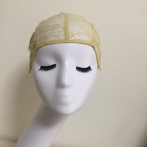 Glueless Lace Wig Cap For Making Wigs With Adjustable Straps Weaving Caps For Women Hair Net & Hairnets Easycap Wholesale 6001