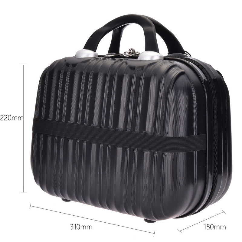 New hot selling hand cosmetic case Makeup Case Beauty Case Cosmetic Bag Fashion Handy Cosmetic Case