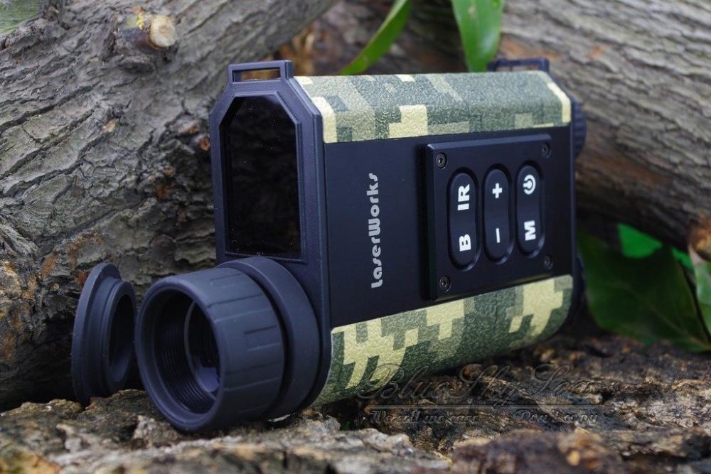 Infrarot Entfernungsmesser Jagd : Laserworks mutifuctional nacht visionen infrarot ir