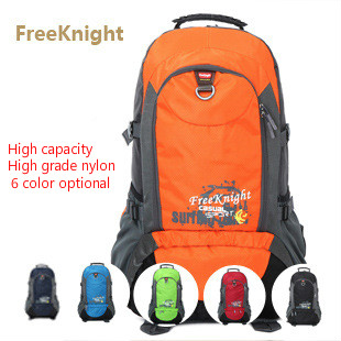 Free Knight 2017 outdoor professional mountaineering bag light hiking camping travel backpack sports package 40L special