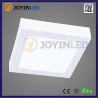 No cut ceiling kitchen Bathroom light 18W Surface mounted led panel light Square